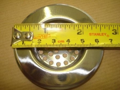 sink cover guard PLUG PLUGHOLE STRAINER stainless steel