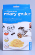 Kitchen Craft Stainless Steel Rotary Grater