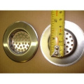 sink strainer plug plughole guard stainless steel
