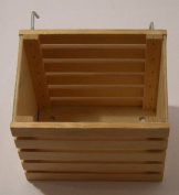 Cutlery Drain holder pine wood 15x10cm 13cm H Guaranteed quality