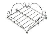 Wire Napkin Holder Made of High Quality Chrome Material