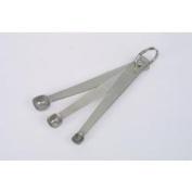 Faringdon 10cm Metal Spoon Measures
