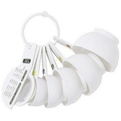 Chef Aid Measuring Cup Set White