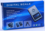 200g*0.01g Mini Digital Pocket Scale for Jewellery Kitchen Gramme Oz Ct