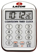 Lacor-60804-KITCHEN TIMER WITH ALARM