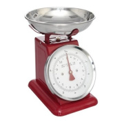 Kitchen Scales - Red