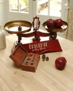 Vintage French Style Kitchen Weighing Scales