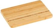 Zeller 25236 Chopping Board Bamboo 34 x 25 x 1.5 cm
