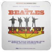 Beatles Help USA drinks mat / coaster