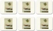 Jason D2876 Simplicity Coasters, Set of 6