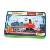 All Aboard! Magnetic Build-It