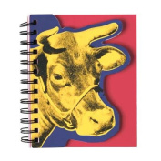 Andy Warhol Cow Layered Journal