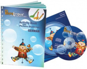 PetraLingua German for Kids-Course Activity Book with Audio CD