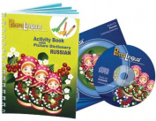 PetraLingua Russian for Kids-Course Activity Book with Audio CD