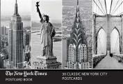 New York Times Postcard Book