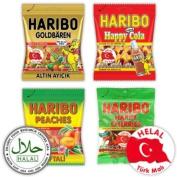 Haribo Helal / Halal, Bestseller Set, 380g