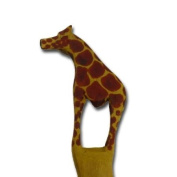 "Salad servers ""Animal Handles"", giraffe"