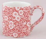 Burleigh Red Calico Mug 0.3 litre