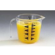 Big Digit Measuring Jug - Ideal for Partially Sighted