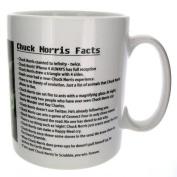 "Unique ""Chuck Norris Facts"" Mug"