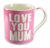 I Love Mum Mug - Fine China - Boxed