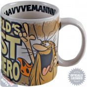 Hanna-Barbera. Captain Caveman Mug.