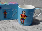 """""""Mum, You're Number One! Have A Wonderful Birthday"""" Mug - Presented in a Gift Box - One Lump Or Two Design"""