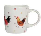 Alex Clark Rooster Dream Mug, Fine China