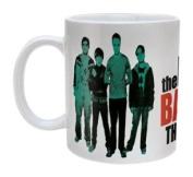 The Big Bang Theory Ceramic Mug, Green
