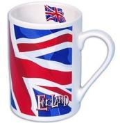 Union Jack Wavy Mugs