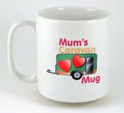 Mum's Caravan mug - Ideal Gift for a Mother