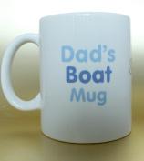 Dad's Boat Mug