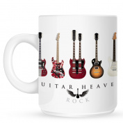 Guitar Heaven - Classic GuitarsMug