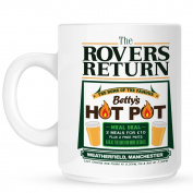 The Rovers Return Mug