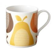 Orla Kiely Pear Stripe Amber Mug