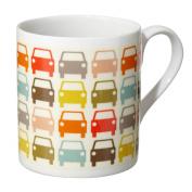 Orla Kiely Cars Mug