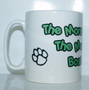 The More People I Meet The More I Love My Boston Terrier Mug - Ideal Gift/Present