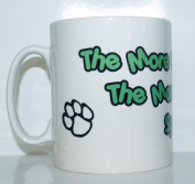 The More People I Meet The More I Love My Spaniel Mug - Ideal Gift/Present