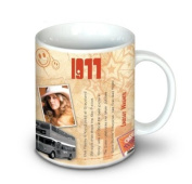 36th Birthday Gift Idea - 1977 Coffee Mug Present