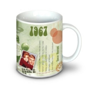 46th Birthday Gift Idea - 1967 Coffee Mug