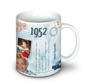 61st Birthday Gift Idea - 1952 Coffee Mug