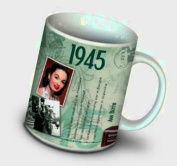 68th Birthday Gift Idea - 1945 Coffee Mug