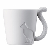 Cat Mugtail Mug