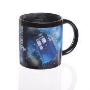 Doctor Who Heat Changing Tardis Mug