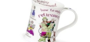 Dunoon How To Retire Mug