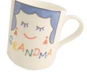 Grandma China Mug (sm) Cami Brights