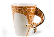 Giraffe Handmade Coffee Mug