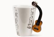Guitar Classic Handmade Coffee Mug
