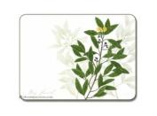 Jason D4404 Kitchen Herbs Placemats, Set of 6