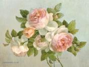 Pimpernel Antique Rose Placemats - Set of 6